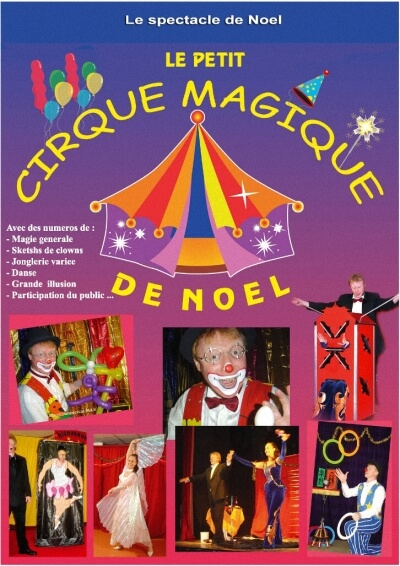 spectacle cirque noel
