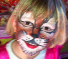 grimage maquillage tigre